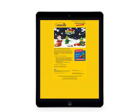 Referenzprojekt Legoland - WEBWERK - Kärnten, Österreich