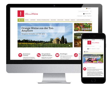 Referenzprojekt Neue Weine - WEBWERK - Kärnten, Österreich