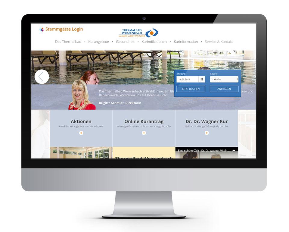 Webwerk Referenz Dr. Dr. Wagner - Gesundheit und Pflege.at