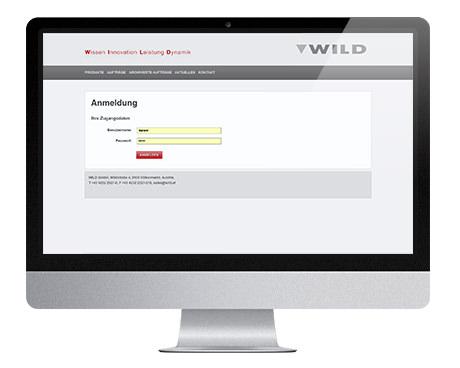 Referenzprojekt Wild - WEBWERK - Kärnten, Österreich