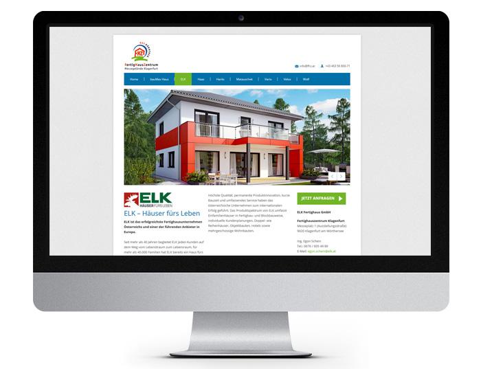 FHZ - ELK - Häuser fürs Leben - Desktopansicht