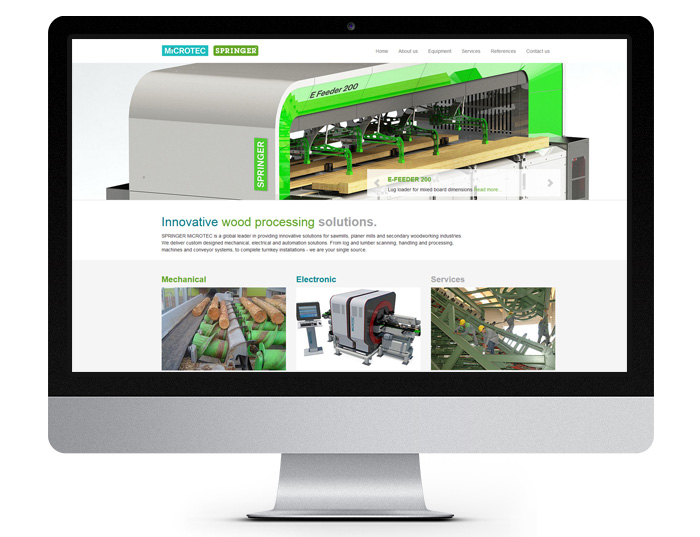 Springer Microtec - News - Desktopansicht