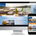 Hotel Park's, Velden am Wörthersee - Responsive Webdesign
