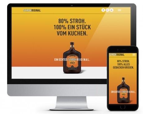 Webwerk Referenz Stroh Rum Austria